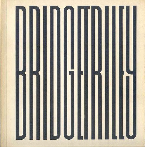 :: Bridget Riley - Exhibition Catalogue, 1971 ::