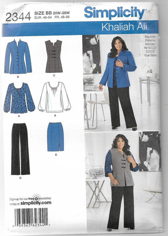 Best 166 SEWING PATTERNS PLUS SIZE images on Pinterest | Rock style ...