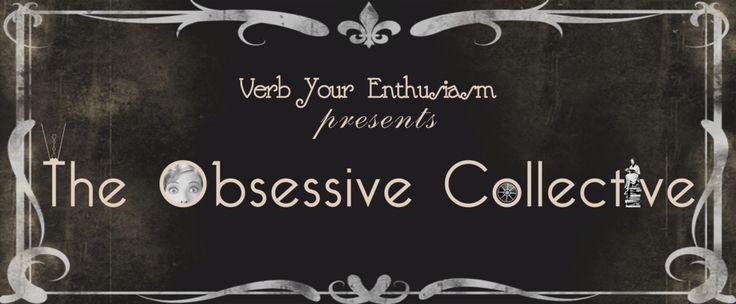 "We are ""The Obsessive Collective"" http://verbyourenthusiasm.com.au/blog/2014/5/1/we-are-the-obsessive-collective #obsessivecollective #tv #film #collections #memorabilia #comics #collections #music"