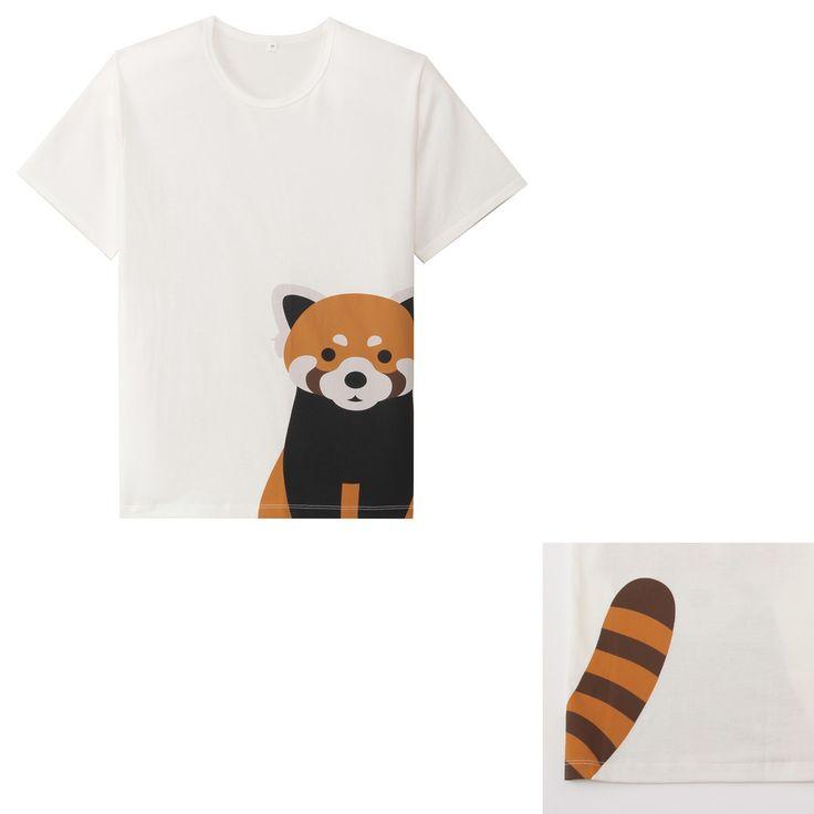 オーガニックコットンプリントTシャツ ネット限定 (大人サイズ)