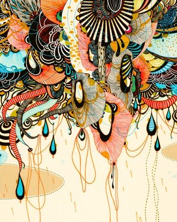 I really love Yellana James' s drawings and paintings. She is a 29 year old originally from Sarajevo, now living in Portland, Oregon. Che...