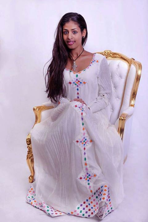 203 Best Images About Ethiopia Traditional Dresses On
