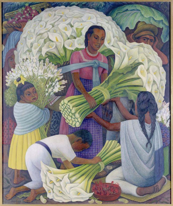 Exposición - Diego Rivera. Retrospective - Rivera, Diego