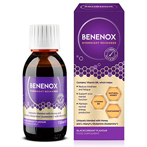 The Product Benenox Overnight Recharge Blackcurrant Flavour Food Supplement  Can Be Found At - http://vitamins-minerals-supplements.co.uk/product/benenox-overnight-recharge-blackcurrant-flavour-food-supplement/