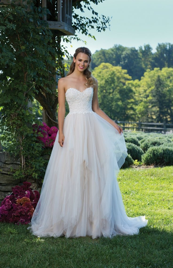 105 best Justin Alexander Gowns images on Pinterest ...