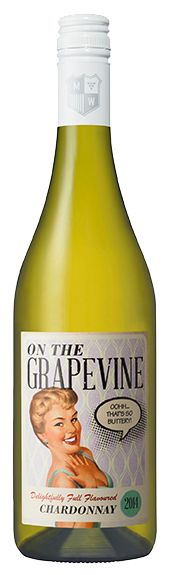 McWilliam's On the Grapevine Chardonnay 2014