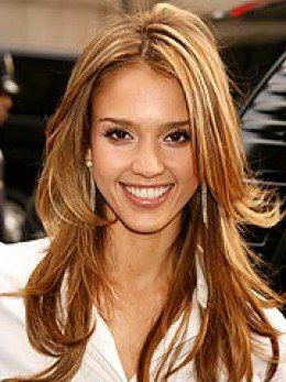 Best Hair Color for Yellowish Olive Skin Tone | Get a Great Olive Complexion like Jessica Alba's