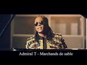 ADMIRAL T  MARCHANDS DE SABLE