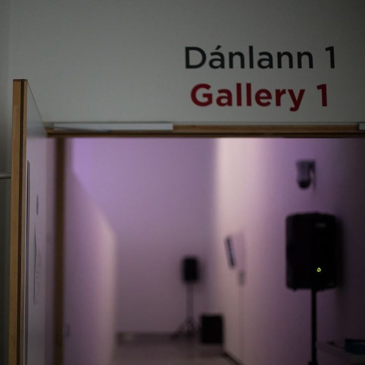#GlitchFestivalDublin in Gallery 1 until 10 June don't miss your chance to see it! . . . . #ruared #gallery #dánlann #exhibition #glitch #digita #digitalart #art #artwork #painting #newmedia #artist #creative #inspiration