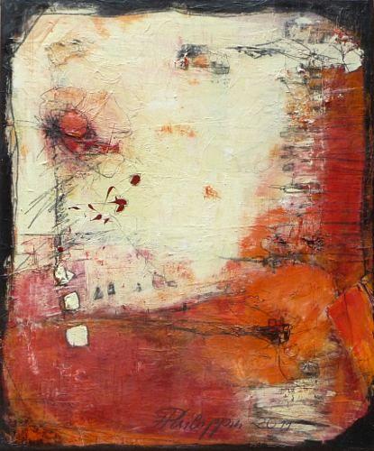 """Philippin, Inge, """"Roses"""" (18) Mit einem Klick auf 'Als Kunstkarte versenden' versenden Sie kostenlos dieses Werk Ihren Freunden und Bekannten."""
