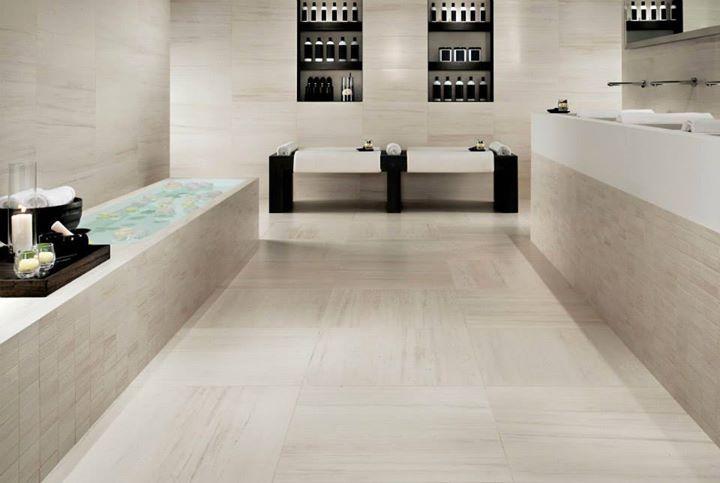 Τα ορατά αλλά διακριτικά νερά του πλακιδίου δίνουν προσωπικότητα και ζεστασιά στο μπάνιο. Μάθετε περισσότερα στο www.kypriotis.gr - #kypriotis #kipriotis #plakakia #anakainisi #athens #ellada #greece #hellas #banio #dapedo #diagonismos