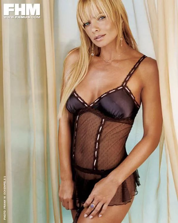 "Photos of Jaime Pressly, one of the hottest girls in movies and TV. There are few girls out there as sexy and fun as Jaime Pressly. Hot chicks everywhere can't hold a candle to this lovely lady. Jaime started her career at the age of 20 in ""Poison Ivy: The New Seduction"". She went on to s..."