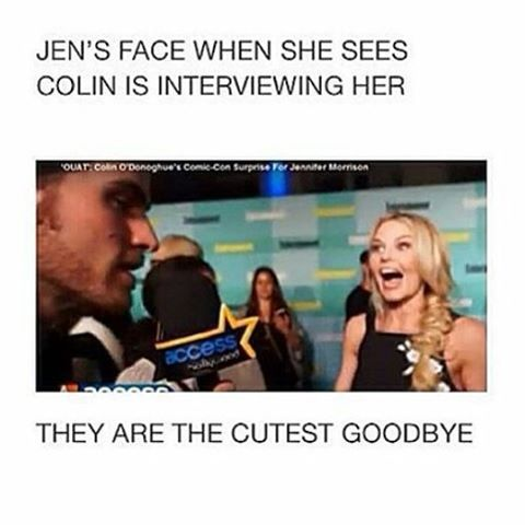 Colin and Jen :)