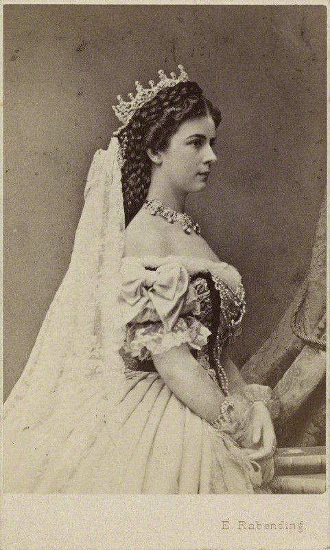 Elisabeth: Empress consort of Austria; she was a hugely popular figure in her time, comparable to Princess Diana