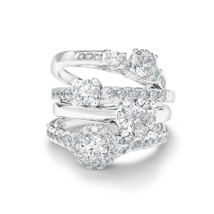 87 best ENGAGEMENT RINGS images on Pinterest Kay jewelers