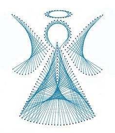 .fadengrafik engel