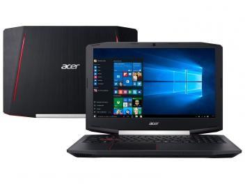 """Notebook Acer VX 15 Intel Core i7 7ª Geração 16GB - 1TB LED 15,6"""" Full HD Placa de Vídeo 4GB"""