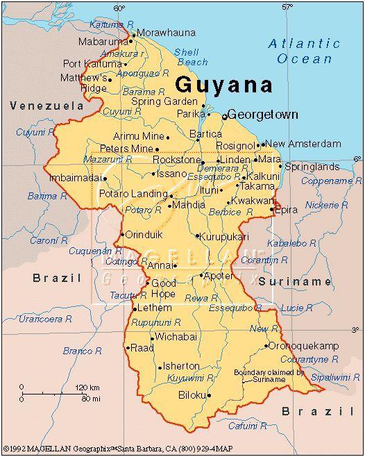 Jonestown Guyana Map Guyana Pinterest Maps And Search