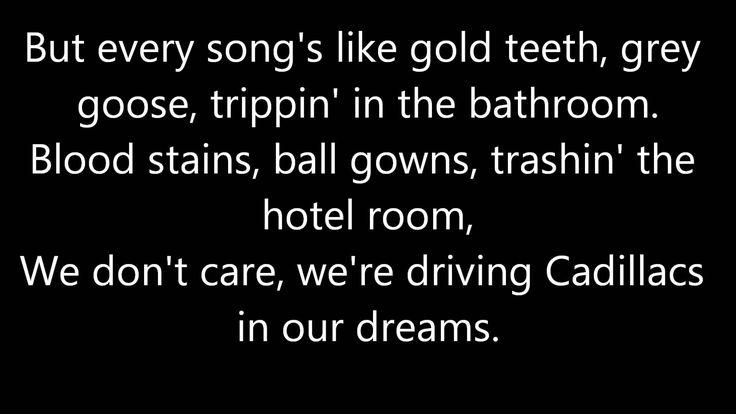 Royals - Lorde - Lyrics