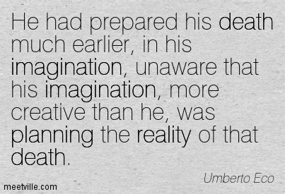 imagination vs reality in literature Dream, imagination and reality in literature the paper will attempt to analyze issues of creative imagination versus reality in the film script for shakespeare.