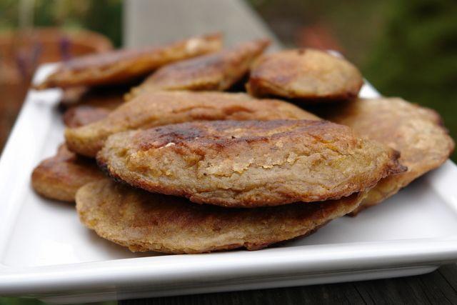 Gluten Free Empanadas -  de verde con queso /Green plantain empanadas with cheese filling