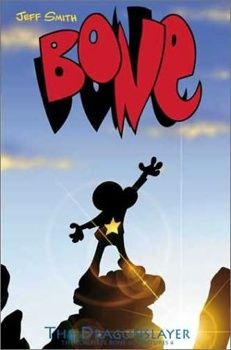"""The boys love graphic novels, and the """"Bone"""" series is definitely a favourite!"""