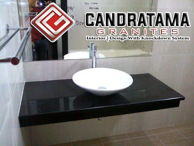 interior kediri - interior jombang -interior blitar -interior nganjuk - interior tulungagung -interior trenggalek - kamar mandi - washtafel  - granit - marmer - minimalis - modern