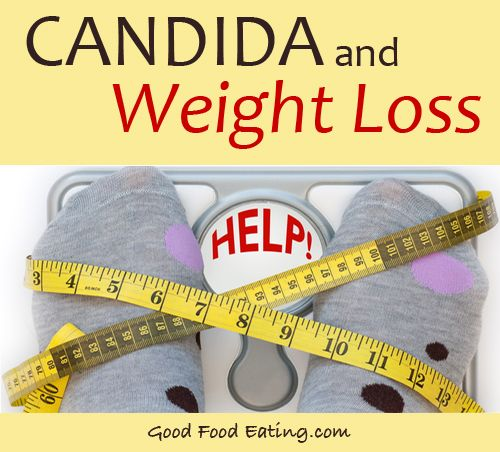 Everything you need to know about candida and weight loss.