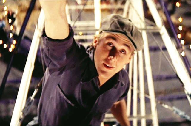 The Notebook - Ryan Gosling as Noah Calhoun