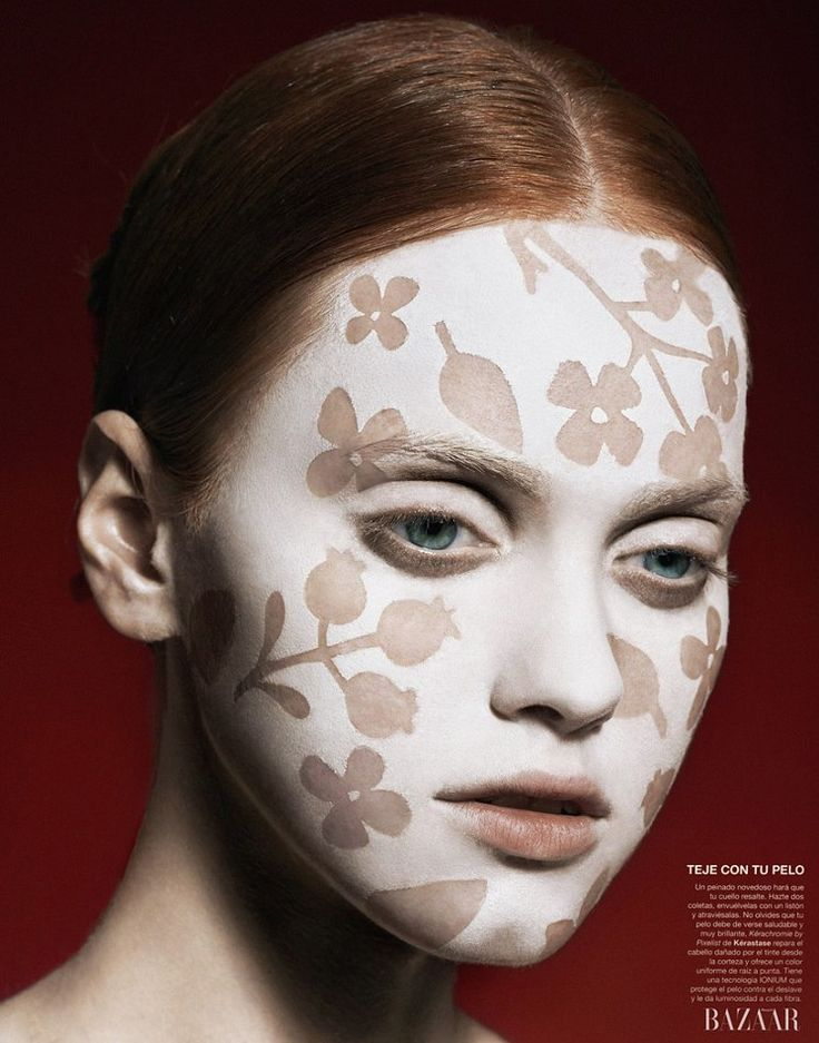 Makeup by Paul Innis