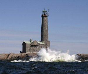 The Bengtskär Lighthouse, Finland