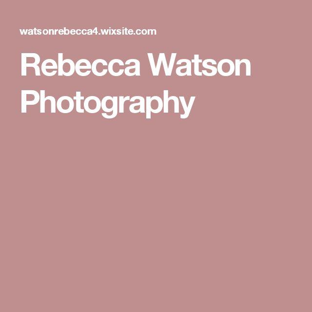 Rebecca Watson Photography