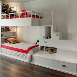 36 best images about beds for girls on pinterest girl for Teenage bunk beds ikea
