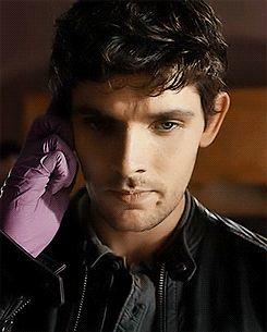 Colin Morgan aka Detective Tom Anderson The Fall