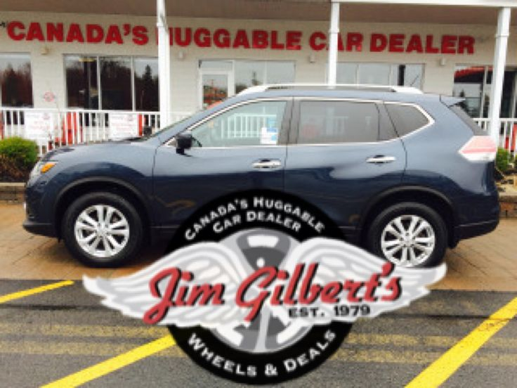 """2016 Nissan ROGUE  SV AWD, Sun-Roof, Heated Seats, Rear Camera, Alloys!! Factory Warranty Plus Our 12 Month Huggable Guarantee!! COMPARE AT NEW MSRP $32,643.00 """"Pay Less-Owe Less"""" Kilometers: 35447 ONLY $25,977!!"""