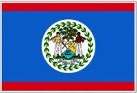 Drapeaux Belize 100x150cm