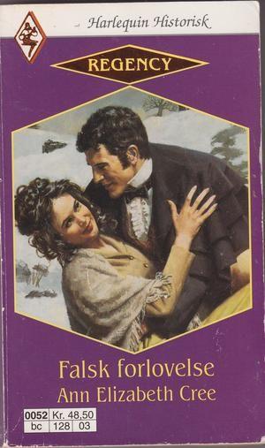 """A Bargain with Fate (Historical Romance)"" av Ann Elizabeth Cree"