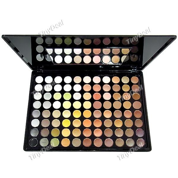 Professional 88-Color Palette Earthy Color Shimmer Eye Shadows Eyeshadows Makeup Set Cosmetics Box BPC-342985