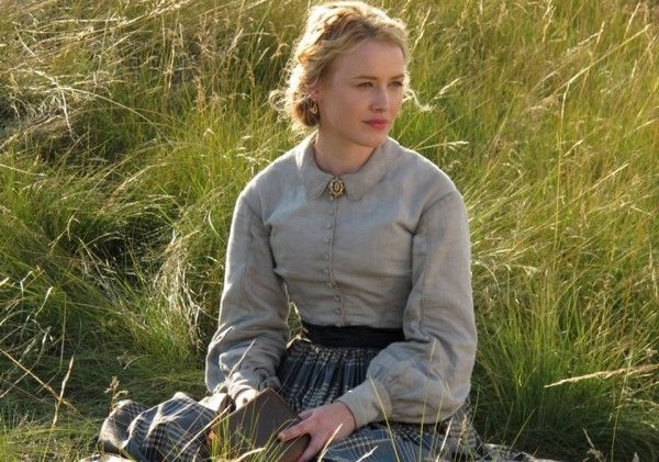 Lily Bell (Dominique McElligott), Hell On Wheels.