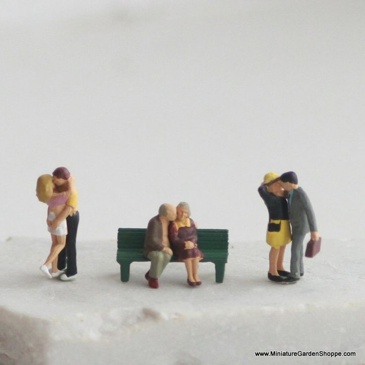 Tiny Love Collection Figures