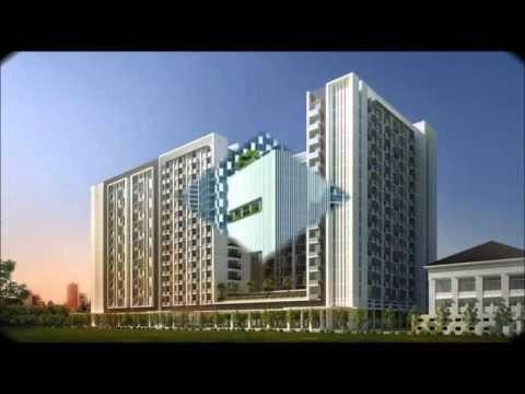 Desain Eksterior Apartemen Mewah