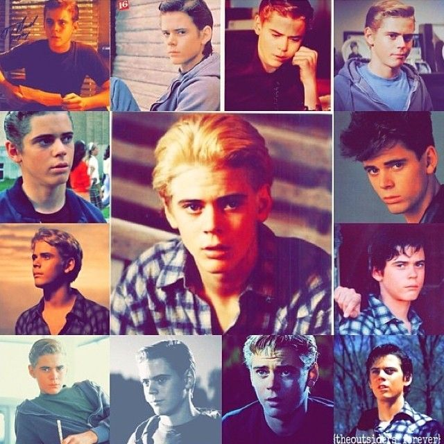 A ton of pictures of  my pal Ponyboy