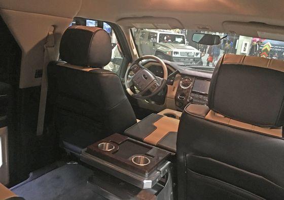 Ford Super Duty Powers Custom Rhino GX - PickupTrucks.com News