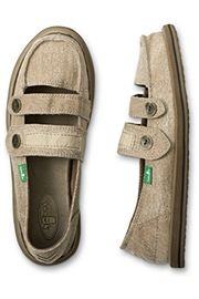 sanuk shoes (also oxford style) cute! at eddie bauer