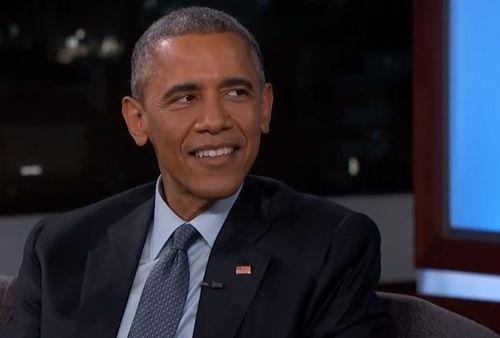 Nach Clinton jetzt Obama: US-Talker Kimmel befragt US-Präsidenten zu Area 51 und UFOs . . . http://grenzwissenschaft-aktuell.blogspot.de/2015/03/nach-clinton-jetzt-obama-us-comedy.html … Abb.: abc