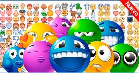 Nuevos Emoticones Facebook 2015 (Emoji) - Nuevos Emoticones Para Facebook 2016