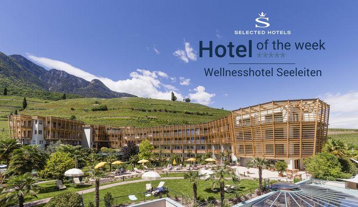 #Wellnesshotel Seeleiten am #Kalterer See im #Südtiroler Süden