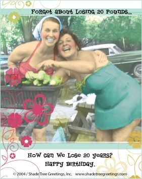 "Humorous Birthday wishes from the ""Actual Pictures"" greeting card line ..."