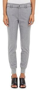 Vince. Belted Jogger Pants-Colorless - Shop for women's Pants - Colorless Pants