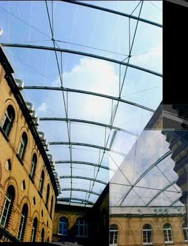 ETFE Structures - Fabric Architect
